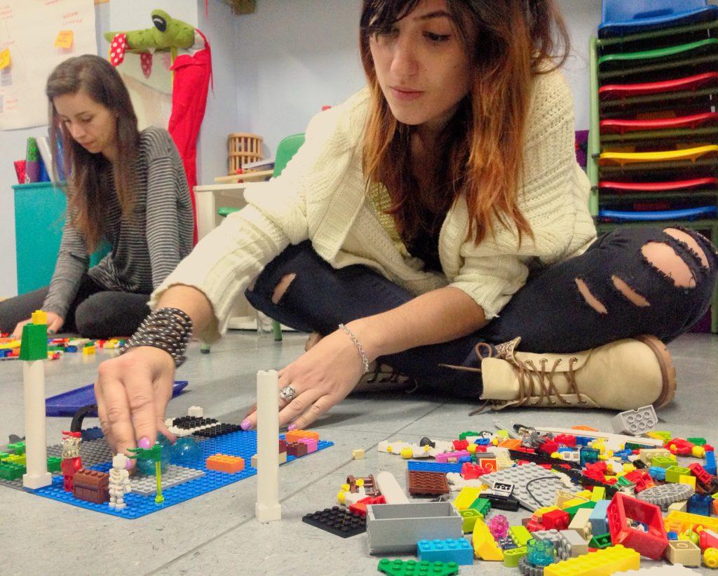 lego® serious play en La Comba
